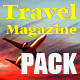 Travel Magazine Pack - GraphicRiver Item for Sale