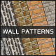 Seamless Walls - Photoshop Patterns