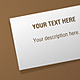 Turning business card - ActiveDen Item for Sale