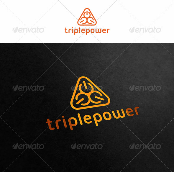 GraphicRiver Triple Power 3129083