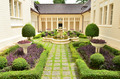 Beautiful formal garden - PhotoDune Item for Sale