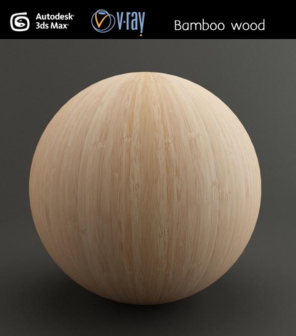 3DOcean Bamboo wood 3129979