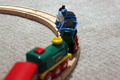 Kids Toy Train - PhotoDune Item for Sale