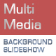 Multimedia Background with Slideshow  - ActiveDen Item for Sale