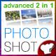 Photoshot - photo blog-portfolio - ThemeForest Item for Sale