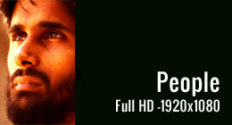 People -  Full HD Footage -1920x1080