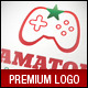 Gamatoes Game Studio Gamer Resource Logo Template - GraphicRiver Item for Sale