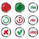 Buttons - GraphicRiver Item for Sale