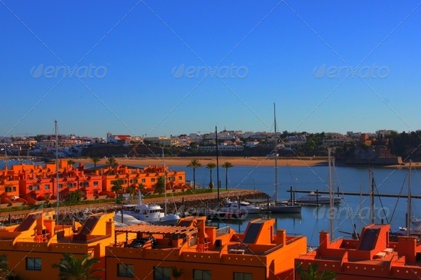Marina - Stock Photo - Images