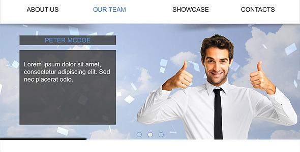 VideoHive Business Presentation 3138238