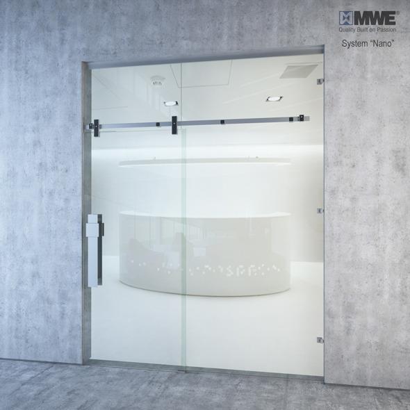 3DOcean MWE Nano Sliding door system 3140068