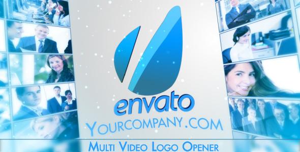 VideoHive Corporate Multi Video LCD Screens 3143703