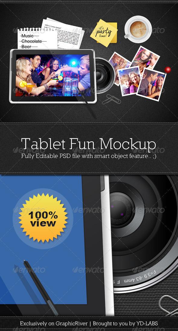 Tablet Fun