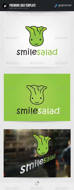 Smile Salad Logo