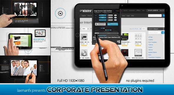 VideoHive Corporate Presentation 3147875