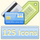 125 Clean Icons - GraphicRiver Item for Sale