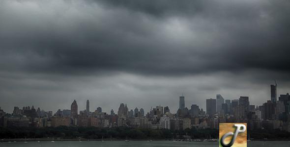 2K Grey Clouds