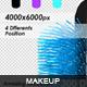 Makeup Eyelash - GraphicRiver Item for Sale