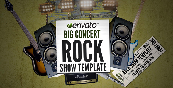 Big Event Rock version