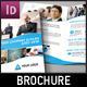 Clean Modern Bifold Brochure - Vol. 1 - GraphicRiver Item for Sale