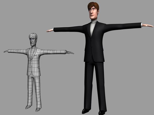 Codename 'Greg' - 3DOcean Item for Sale