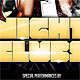 Night Clubs Party Flyer - GraphicRiver Item for Sale