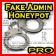 Fake Admin Honeypot