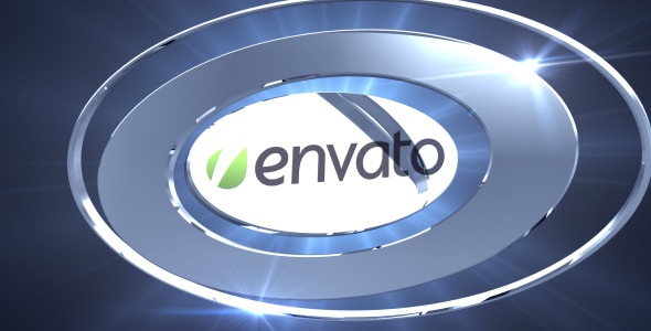 VideoHive Chrome Logo Reveal 3152049
