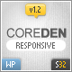 Coreden - Responsive Wordpress Theme - ThemeForest Item for Sale