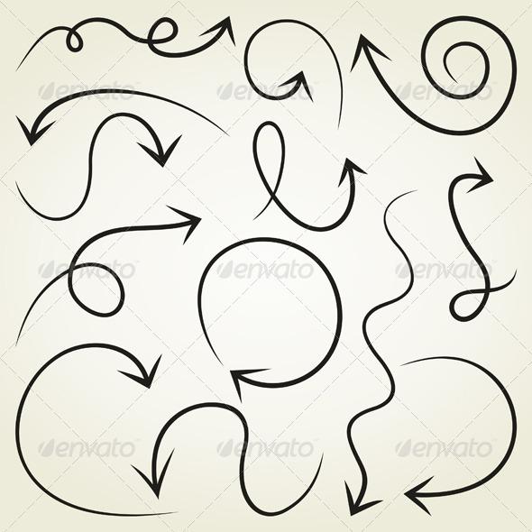 Arrow drawing4