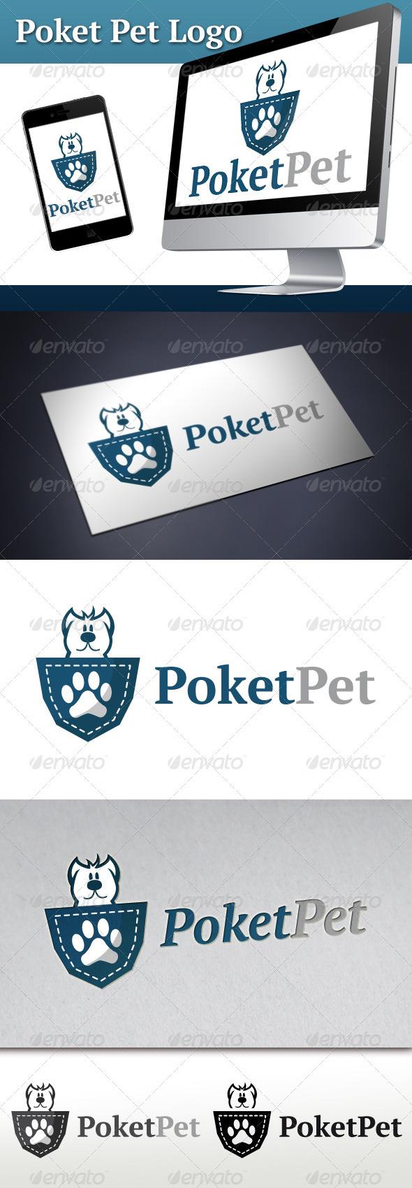 Poket Pet Logo