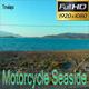 Motorcycle Seaside Timelapse Full HD