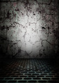 Urban stage A4 grunge wall metal floor spotlights - PhotoDune Item for Sale