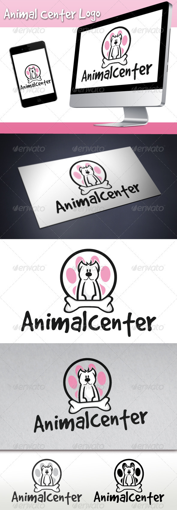 Animal Center Logo