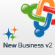 New Business v2 – Business Joomla Template