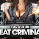 Beat Criminal Music Flyer - GraphicRiver Item for Sale