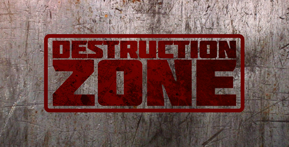 VideoHive Destruction Zone Broadcast Pack 3156299