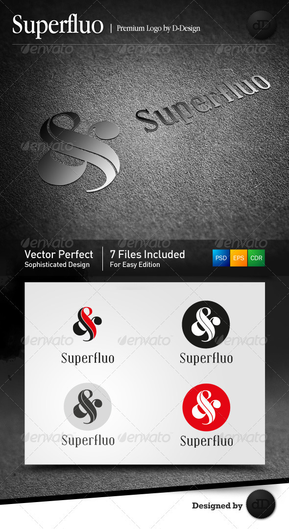 Superfluo Logo Template