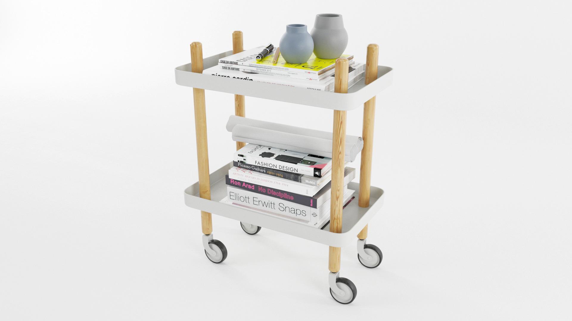 block table normann copenhagen by cgstar 3docean. Black Bedroom Furniture Sets. Home Design Ideas