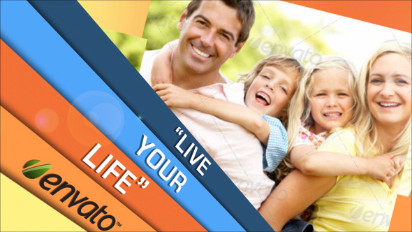VideoHive Live Your Life 3150006