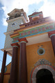 Colorful mexican church - PhotoDune Item for Sale