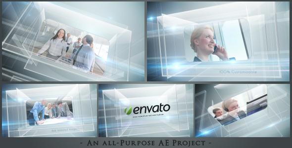 VideoHive Elegant Presentation 3156593