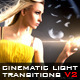 Cinematic Light Transitions V2 - 10 pack - VideoHive Item for Sale