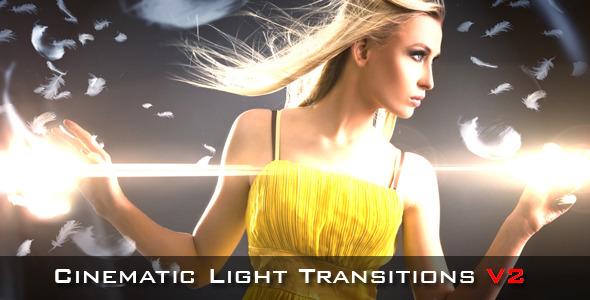 Cinematic Light Transitions V2 - 10 pack - 1