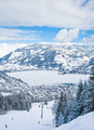 Ski resort Zell am See. Austria - PhotoDune Item for Sale
