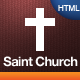 SaintChurch: Responsive HTML5 Template - ThemeForest Item for Sale