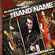 Band Flyer/poster 8 1/2 - GraphicRiver Item for Sale