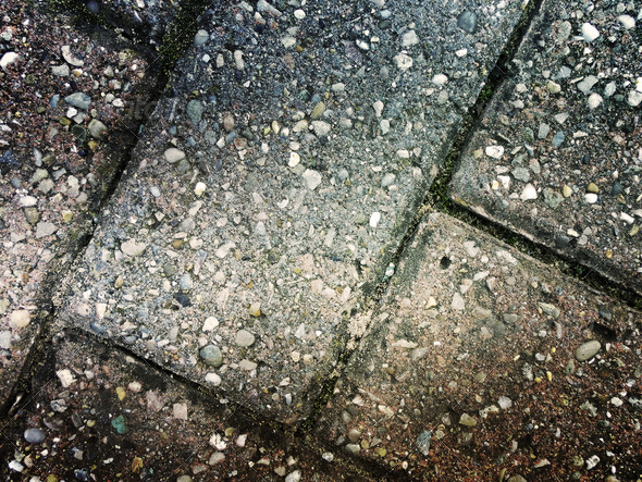 Pavement urban background - Stock Photo - Images