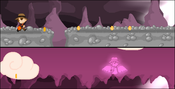 Cave Run Game - ActiveDen Item for Sale