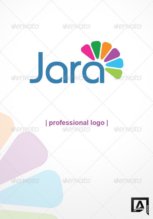 Modern Logo Jara